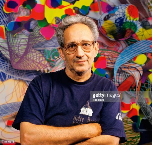 Frank Stella Photos Et Images De Collection Getty Images