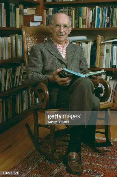 American author Bernard Malamud August 1980