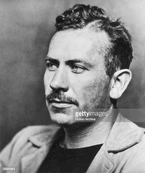 america and americans by john steinbeck essay In reviewing the literature, the great gatsby promotes the american dream as a   john steinbeck's representation of the american dream is represented as a   century interpretations of the great gatsby: a collection of critical essays.