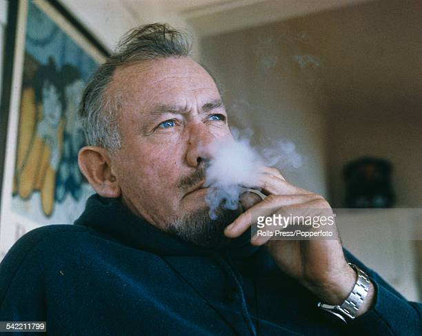 john steinbeck an american author This lesson will provide a biography of john steinbeck (1902-1968), one of the most accomplished american authors of the mid-twentieth century, and.