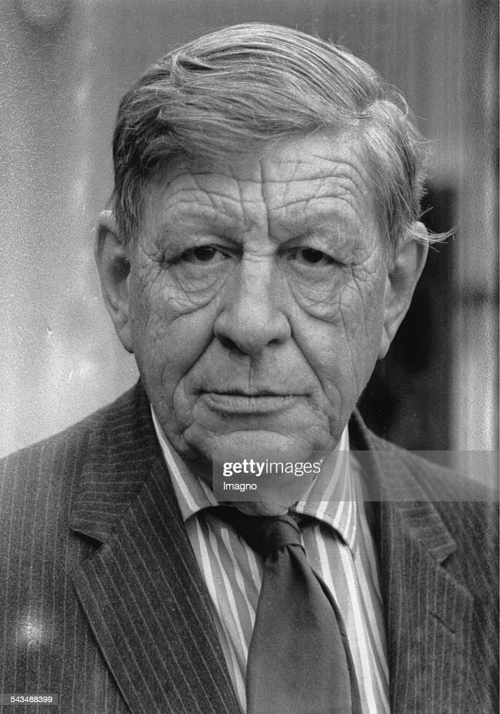a biography of wystan hugh auden an american poet Wystan hugh auden was an anglo-american writer and poet during the 20 th century born in york, england around the turn of the century, he was raised in an.