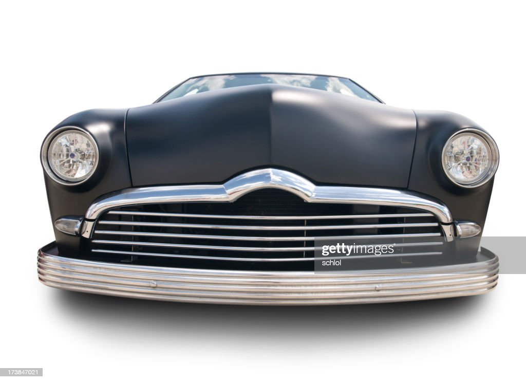 American Automobile from 1950's