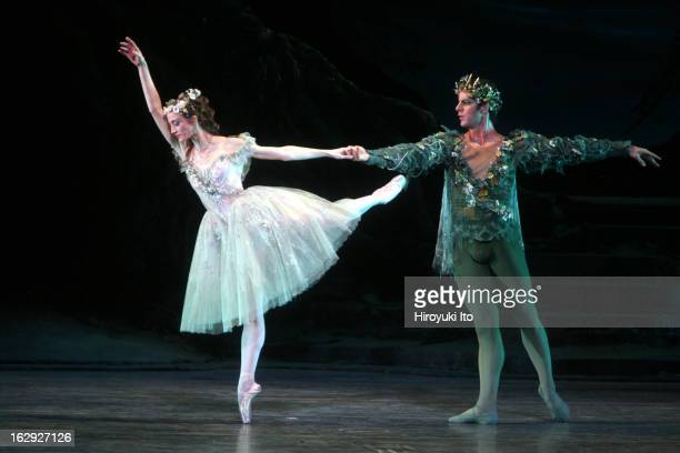 American Ballet Theater performing 'The Dream' at the Metropolitan Opera House on Saturday night May 26 2007This imageJulie Kent as Titania and...