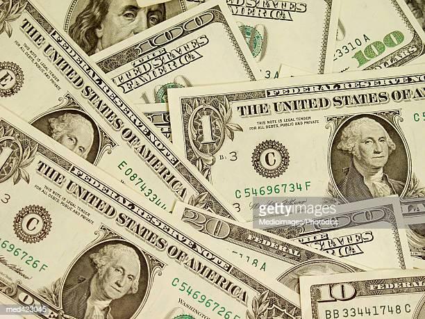 American bank notes