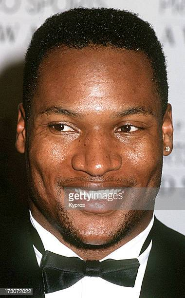 American baseball and football player Bo Jackson 1992
