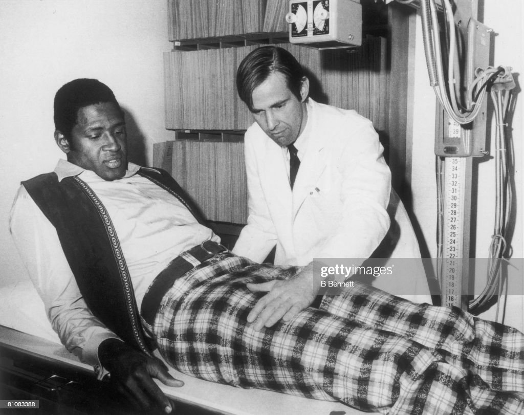 Willis Reed & The Doctor