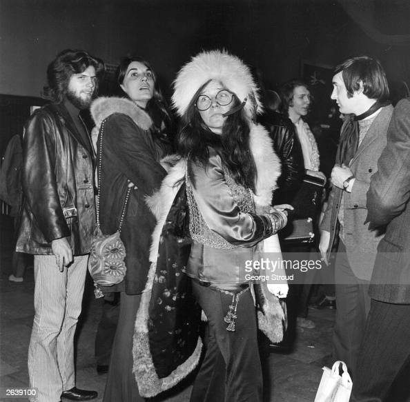 American blues rock singer Janis Joplin formerly vocalist with the group Big Brother And The Holding Company now a successful act in her own right