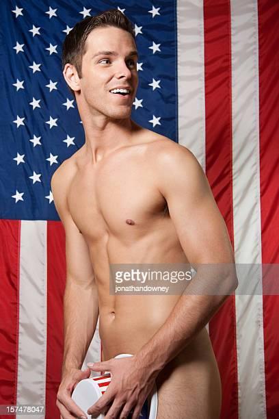 アメリカ人少年