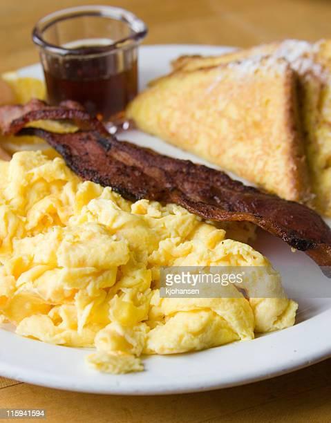 Prima colazione all'americana