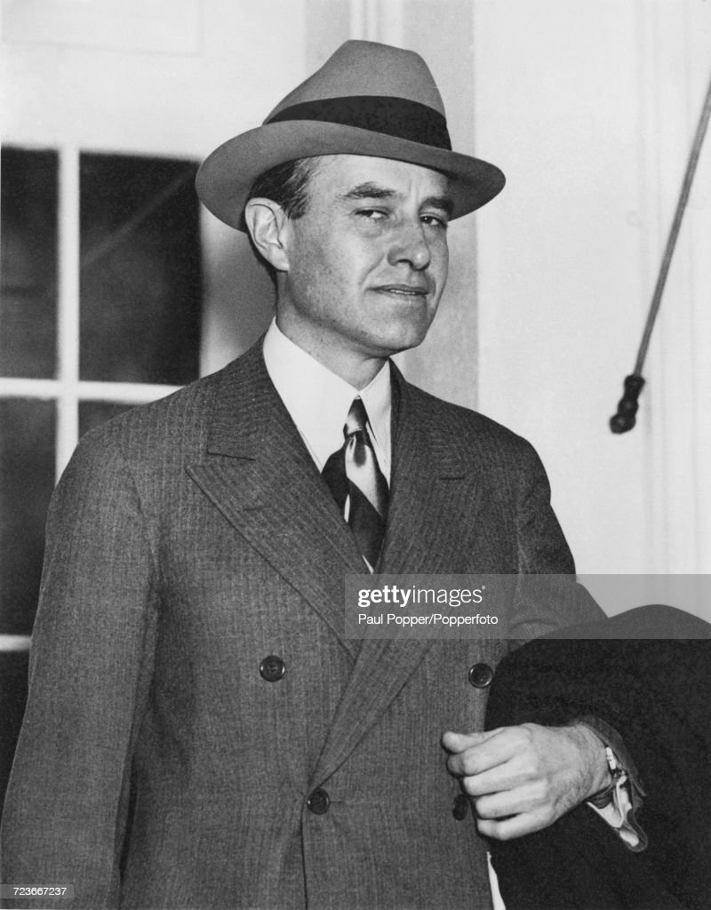 American businessman and Democratic Party politician, W Averell Harriman (1891-1986) pictured in Washington DC, United States on 18th February 1941. Harriman has been appointed by President Roosevelt as a special envoy to Europe and will coordinate aid to Britain under the Lend-Lease program.