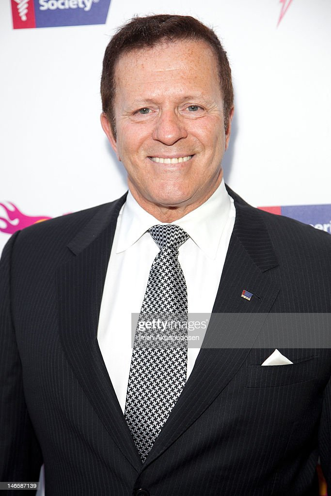 American Cancer Society California Division CEO David Veneziano attends the cast of 'Hot Flashes' and The American Cancer Society celebrate 'Blow Out Cancer' event at Montage Beverly Hills on June 19, 2012 in Beverly Hills, California.