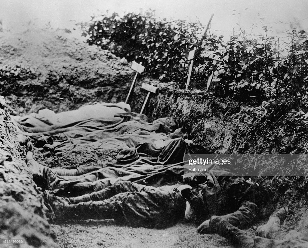 American casualties in the Argonne where our soldiers fell almost as thick as the leaves of that forest of death The soil of France is still dotted...