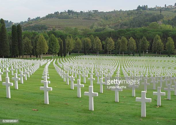 American Cemetery and Memorial, Florence, Italy