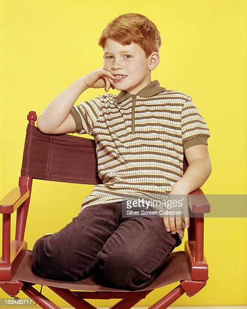 American child actor and future film director Ron Howard circa 1962