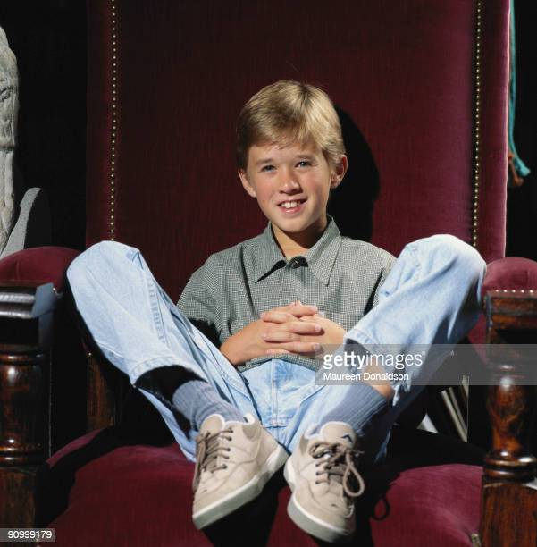 American child actor Haley Joel Osment circa 2000 He was nominated for an Academy Award for his role in the 1999 film 'The Sixth Sense'