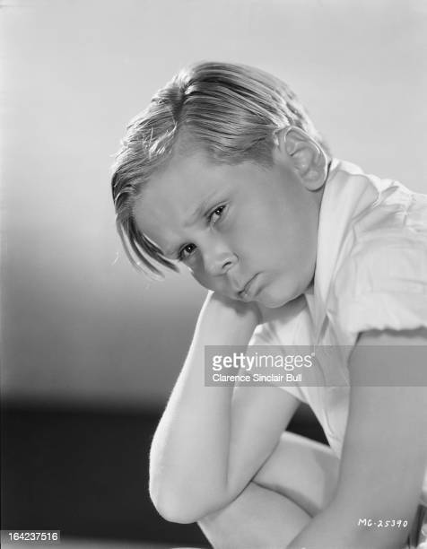 American child actor Jackie Cooper 2nd August 1932