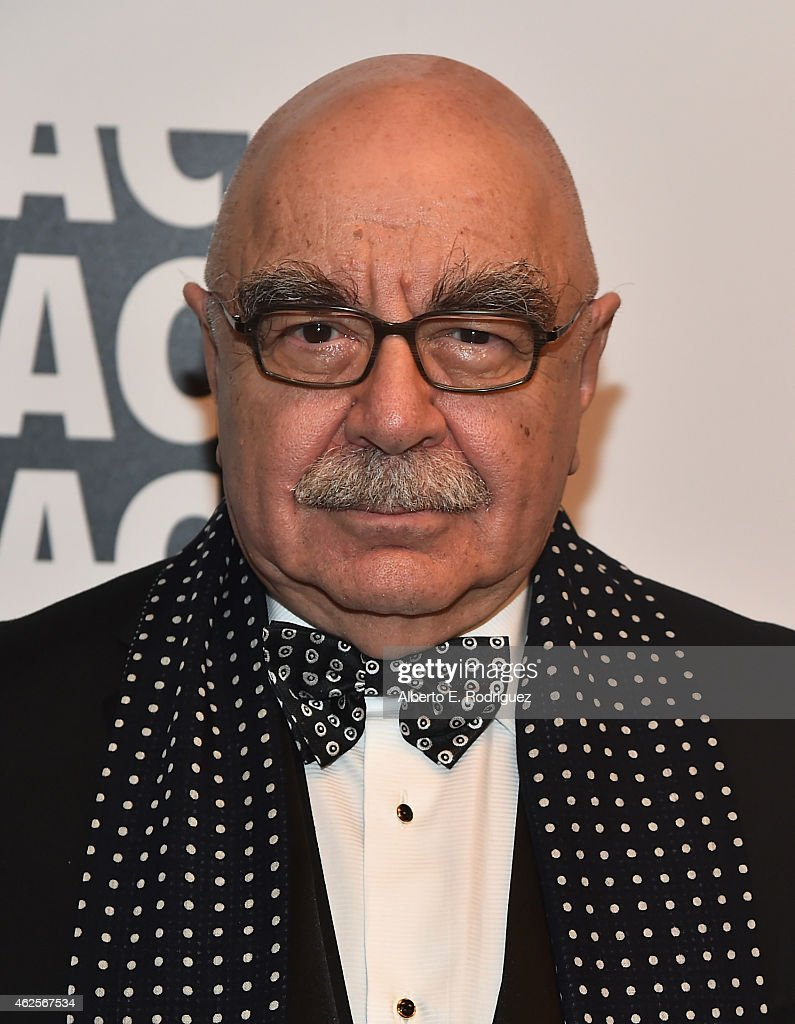 American Cinema Editors President Alan Heim attends the 65th Annual ACE Eddie Awards at The Beverly Hilton Hotel on January 30 2015 in Beverly Hills...