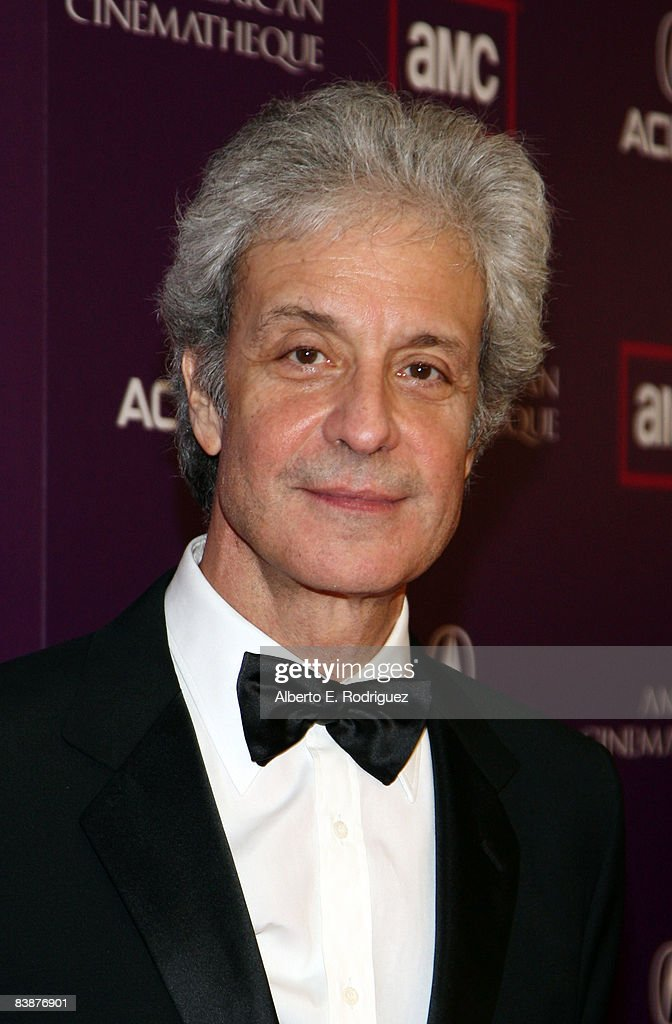 American Cinematheque Chairman Rick Nicita arrives at the 23rd annual American Cinematheque show honoring Samuel L. Jackson held at Beverly Hilton Hotel on December 1, 2008 in Beverly Hills, California.