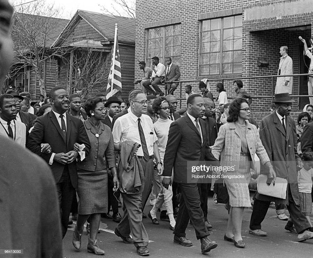 civil rights martin luther king Martin luther king jr was a highly influential figure during the civil rights movement and proved to be the catalyst in helping the movement become as successful as it was.