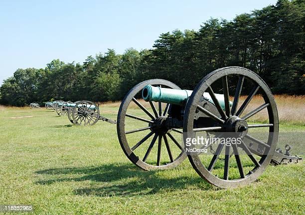 アメリカ南北戦争キャノン
