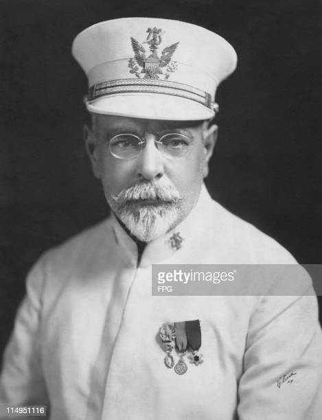 American composer and conductor John Philip Sousa circa 1910 Sousa is best known as the composer of patriotic marches