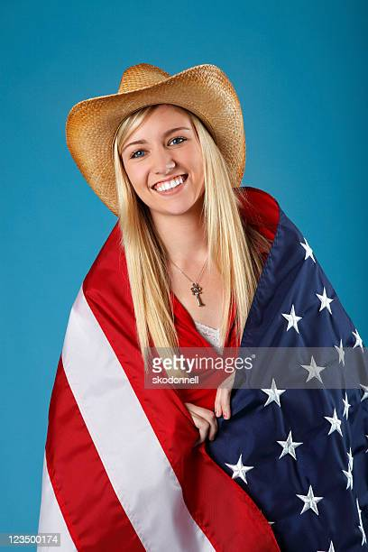 American Country Girl