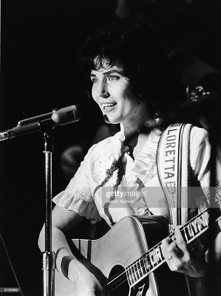 In Profile: Country Singer Loretta Lynn