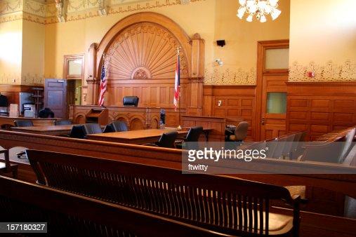 アメリカ法廷 3