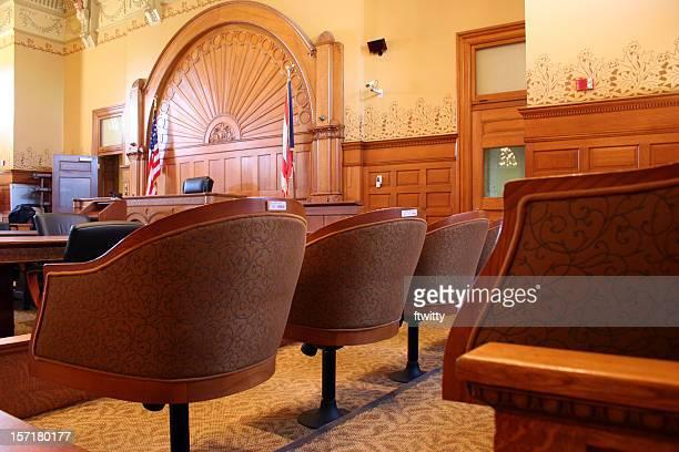 American Aula di tribunale
