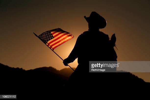 Cow-boy américain