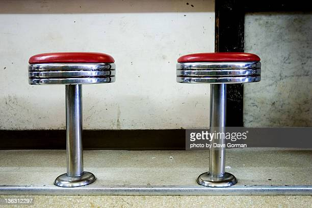 American Diner, Counter Stools