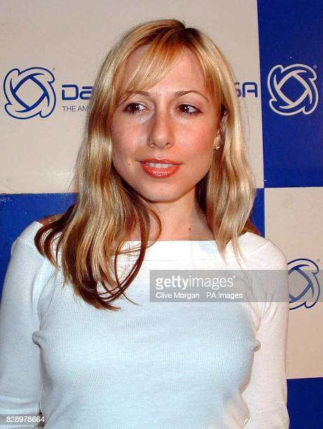 American DJ Colette during the Dancestar USA 2004 awards at the Bayside Ampitheatre in Miami