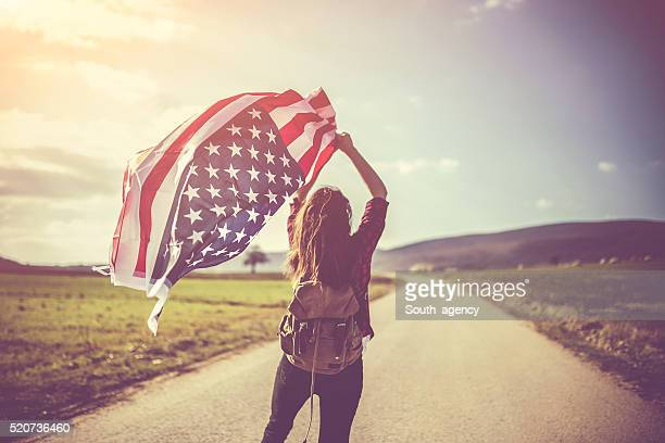 American dream girl