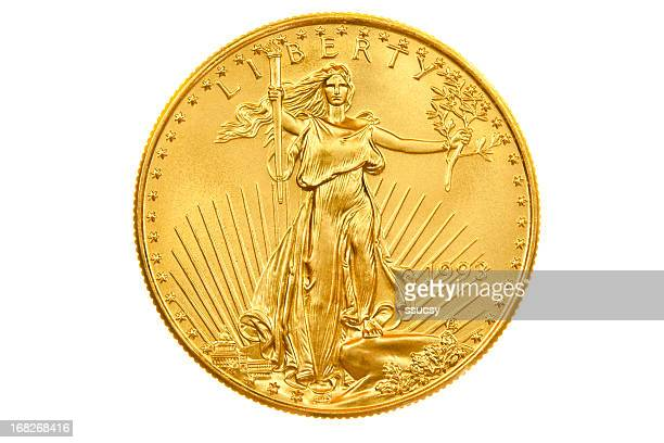 American Eagle Gold Coin Bullion Investment Obverse