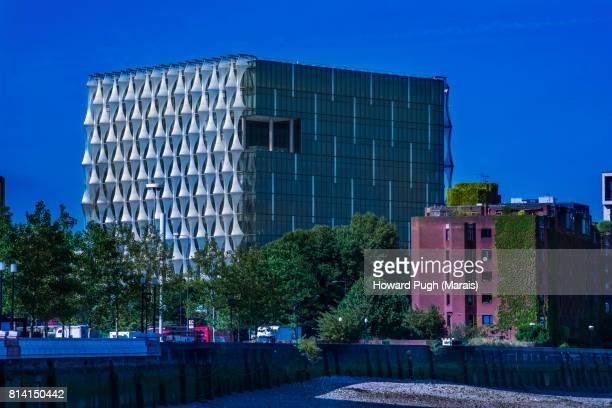 American Embassy, Riverside, South West London