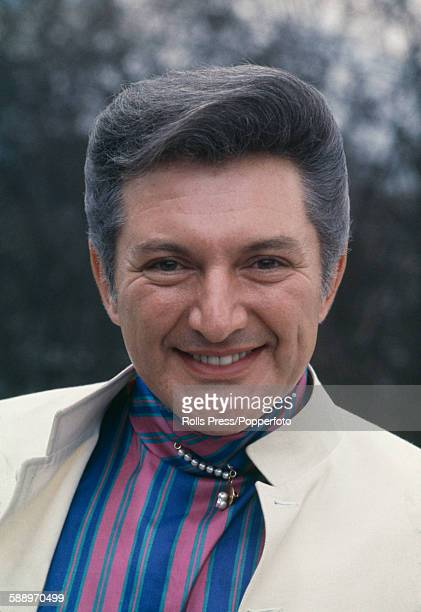 American entertainer and pianist Liberace pictured during a photocall in Manchester Square London on 20th March 1968