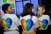 "American Express ""Proudly Backs"" LGBTQ+ Community At..."
