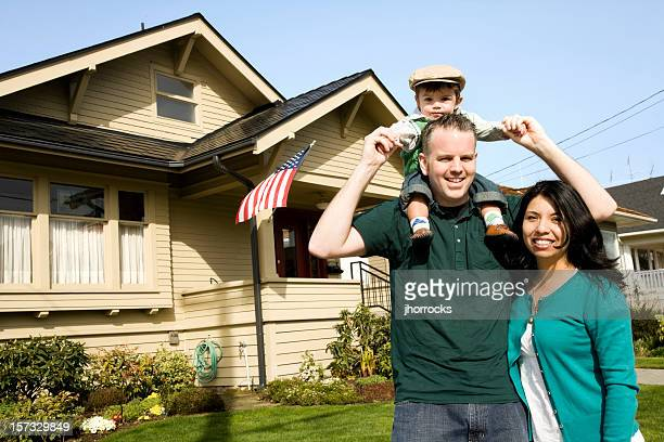 American Family at Home