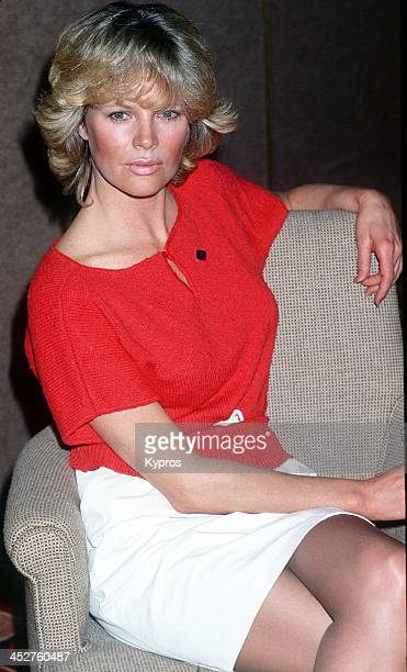 American film actress Kim Basinger circa 1985