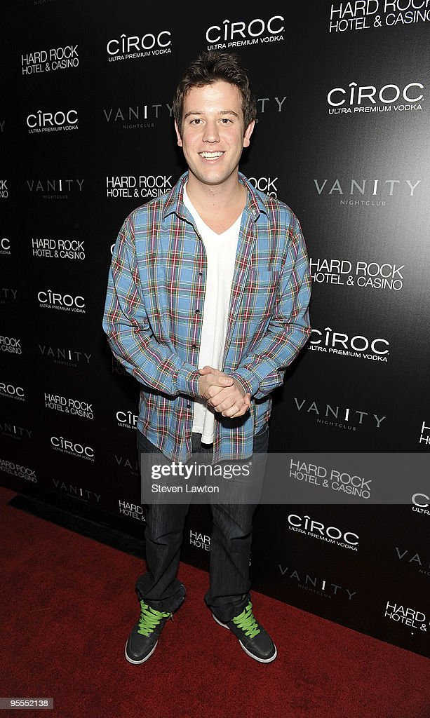 American film critic/ entertainment journalist Ben Lyons attends the grand opening of the Vanity nightclub hosted by Sean Diddy Combs at the Hard Rock Hotel and Casino on January 2, 2010 in Las Vegas, Nevada.
