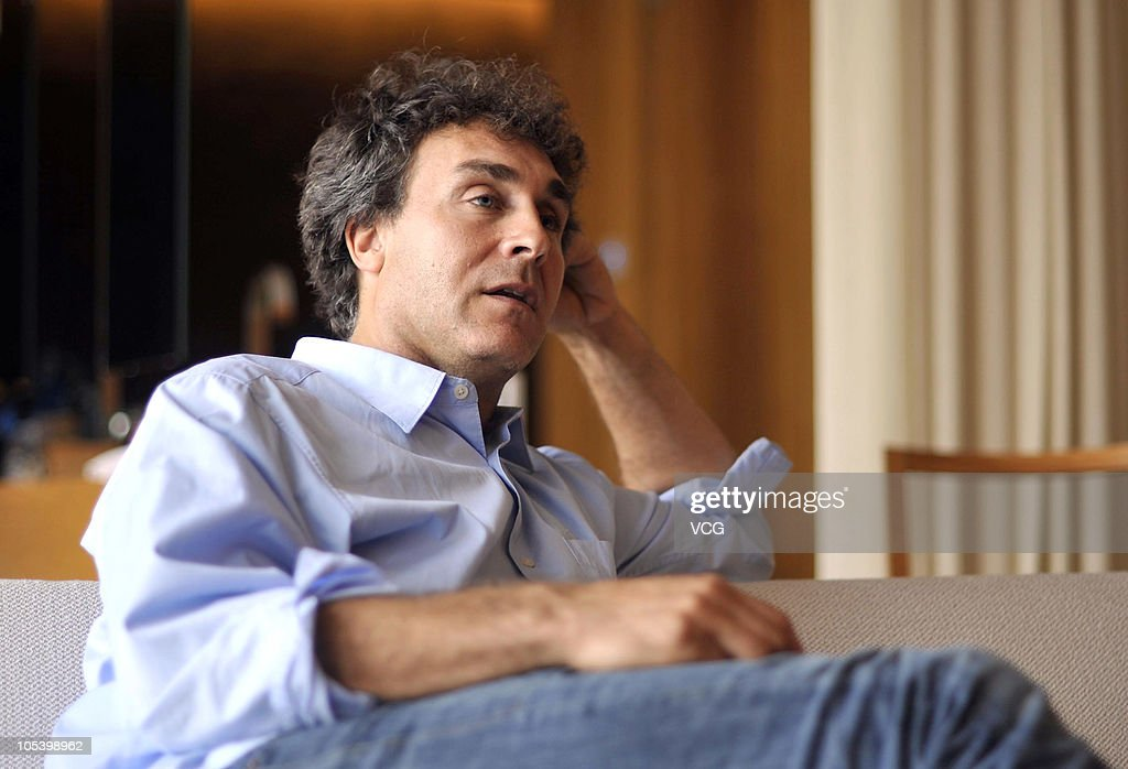 American film director and producer Doug Liman is interviewed on October 13, 2010 in Beijing, China.