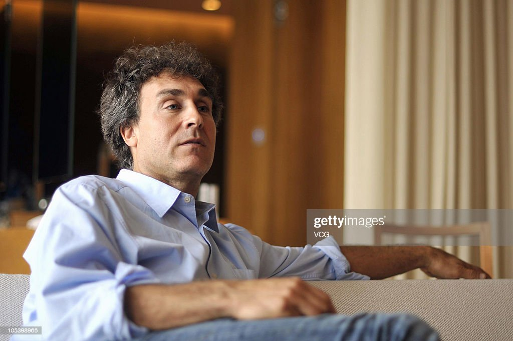 Doug Liman Is Interviewed In Beijing