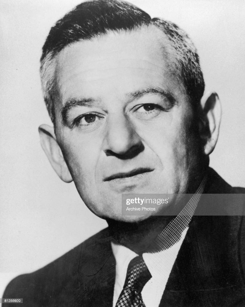 American film director William Wyler (1902 - 1981), circa 1945.