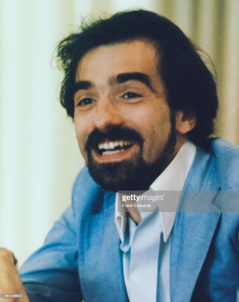 American filmmaker <a gi-track='captionPersonalityLinkClicked' href=/galleries/search?phrase=Martin+Scorsese&family=editorial&specificpeople=201976 ng-click='$event.stopPropagation()'>Martin Scorsese</a>, 1976.