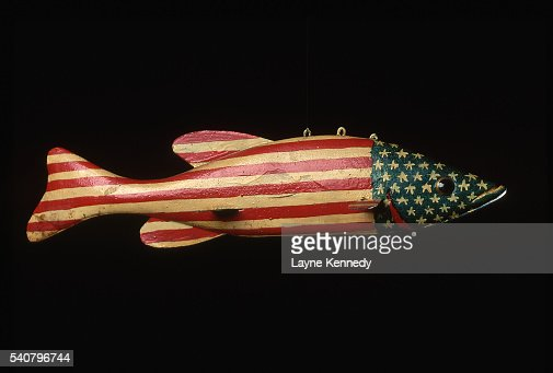 Jim richards stock photos and pictures getty images for American flag fish