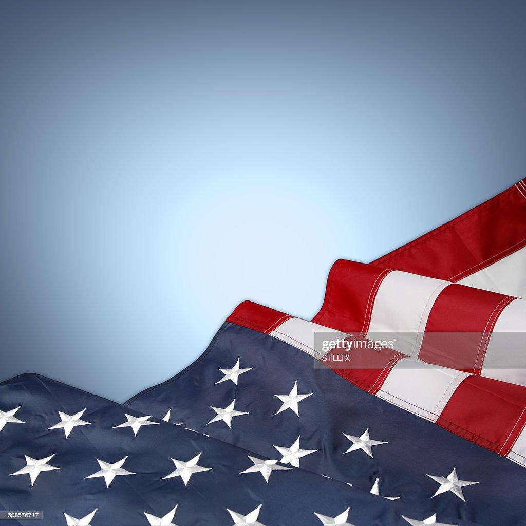American flag : Stockfoto