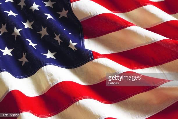 Amerikanische Flagge Series