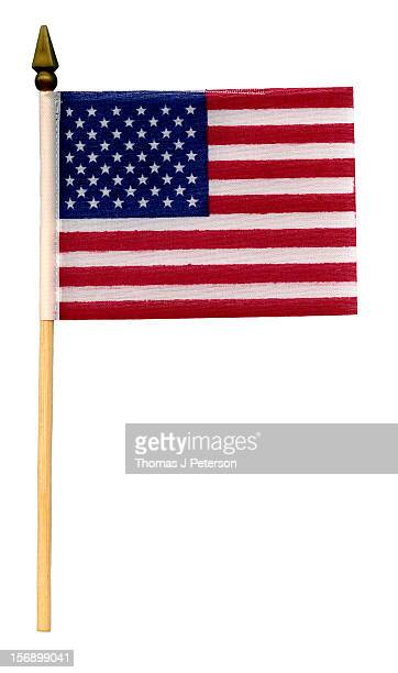American flag souvenir made in China