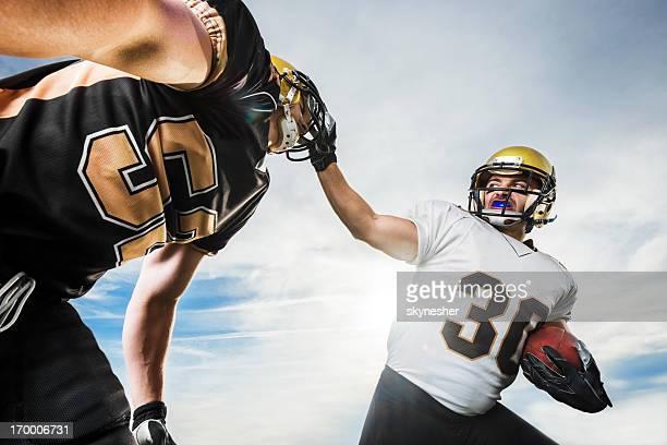 action football américain.