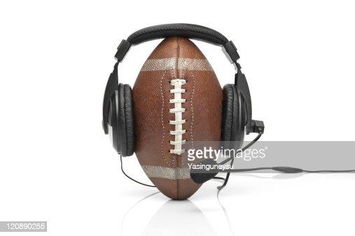 American Football Ball Announcer